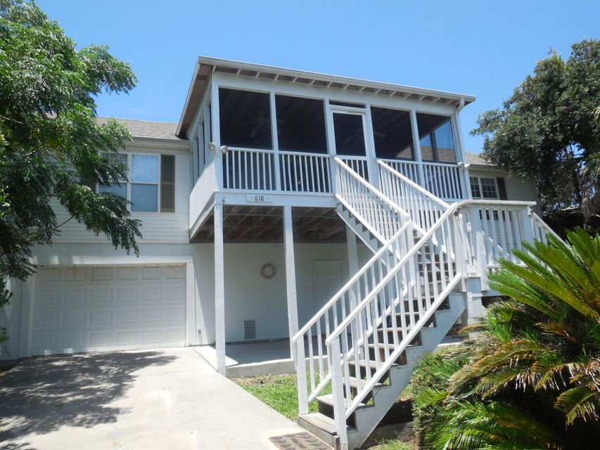 618 E Ashley Avenue Folly Beach, SC 29439