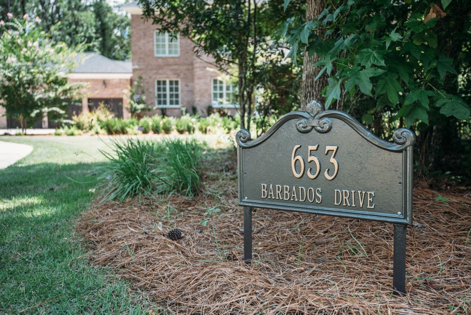 653 Barbados Drive Charleston, SC 29492