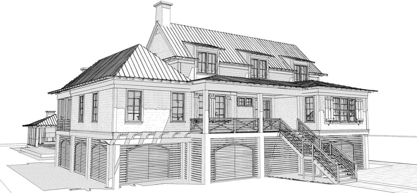 1908  Central Avenue Sullivans Island, SC 29482