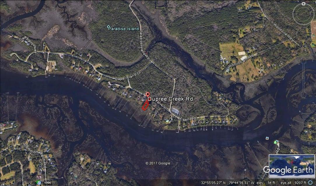Dupree Creek Road Awendaw, SC 29429