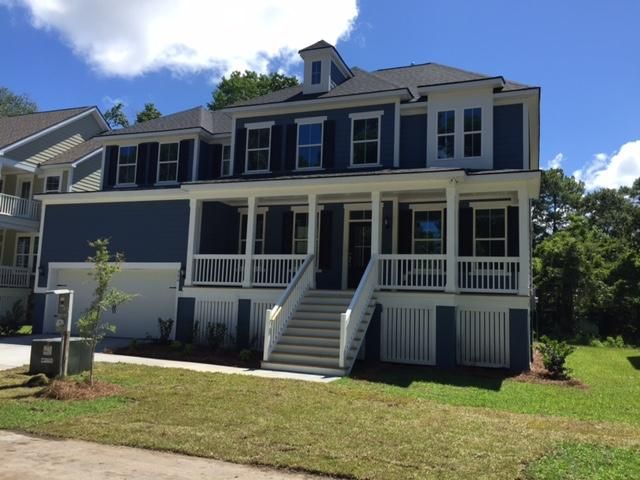 586  Saltgrass Pointe Drive Charleston, SC 29412