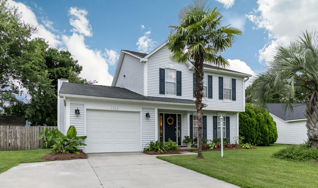 1348  Downsberry Drive Mount Pleasant, SC 29466