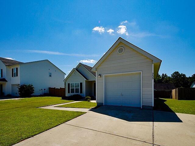5029  Holdsworth Drive Summerville, SC 29485