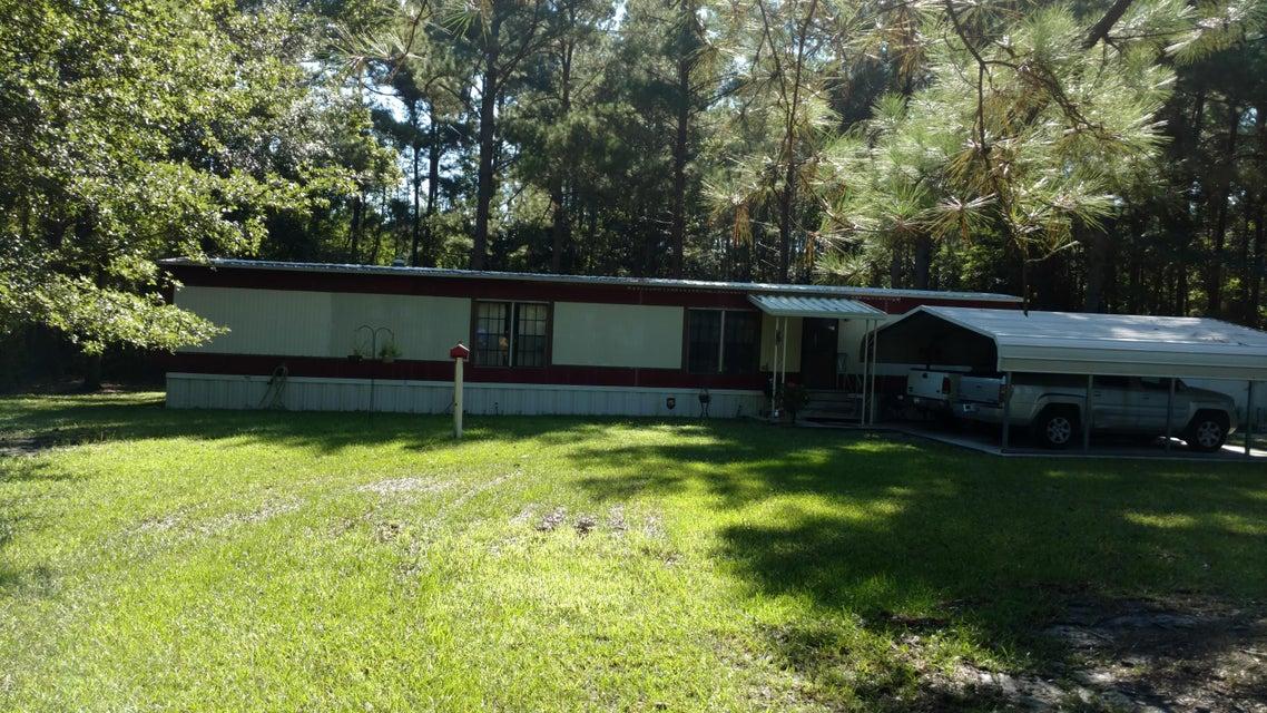 156  Stillwater Road Walterboro, SC 29488