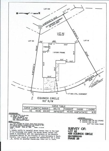 435  Equinox Circle Ladson, SC 29456