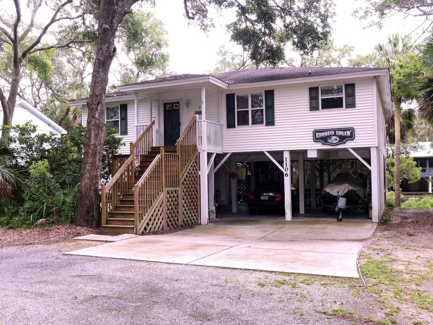 1106  Jungle Road Edisto Beach, SC 29438