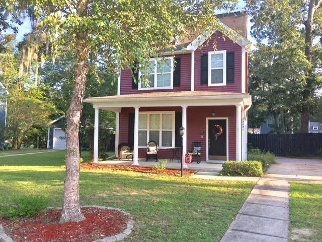 4821  Holly Berry Lane Summerville, SC 29485
