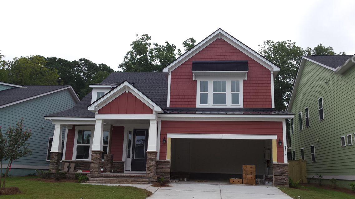 2263  Spring Hope Lane Mount Pleasant, SC 29466