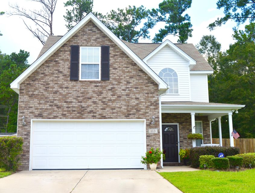 113  Felder Creek Road Summerville, SC 29483