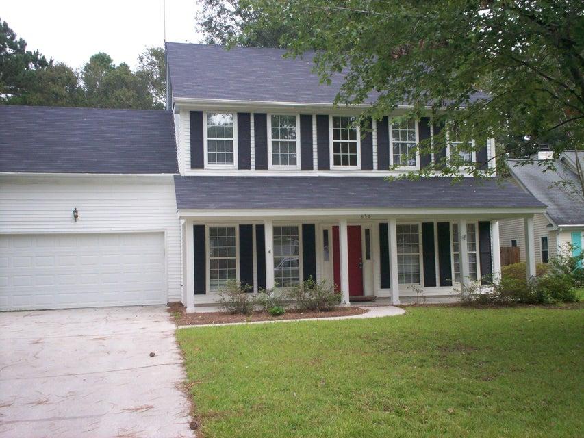 656  Alwyn Boulevard Summerville, SC 29485
