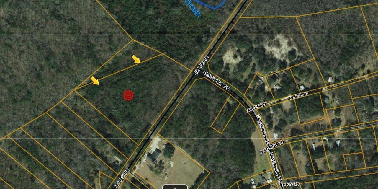 Ritter Road Walterboro, SC 29488