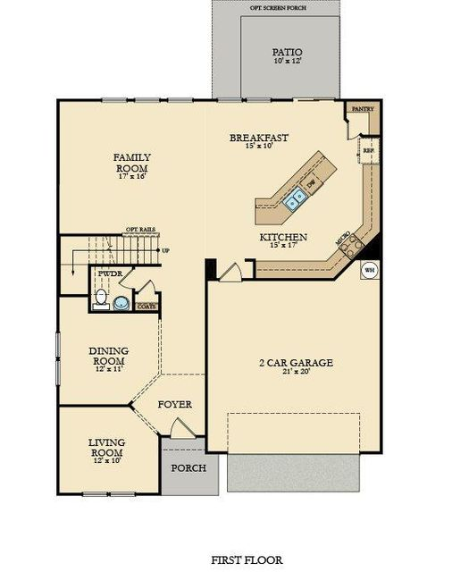 9811  English Elm Street Ladson, SC 29456
