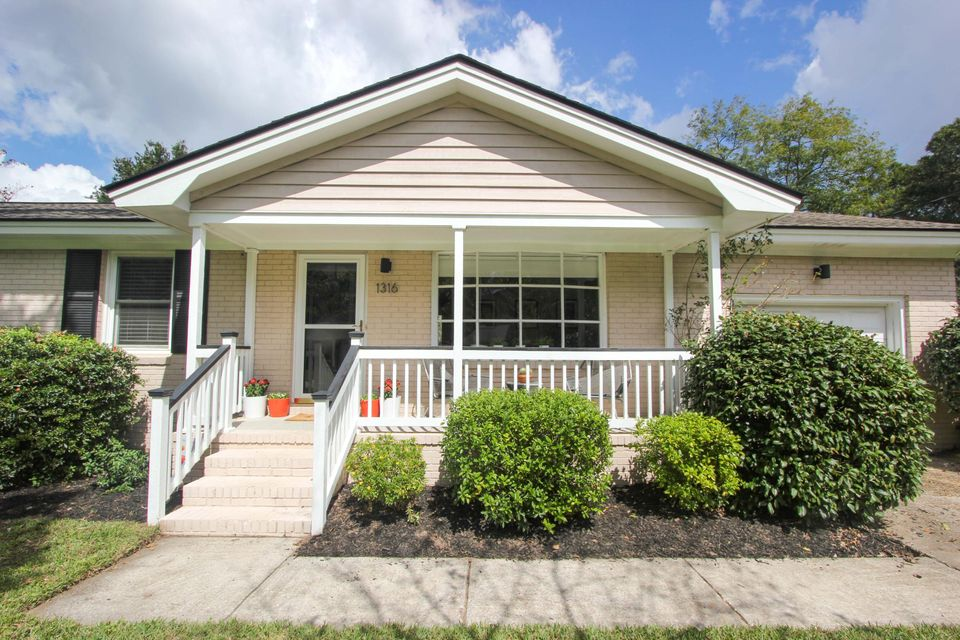 1316  Julian Clark Road Charleston, SC 29412