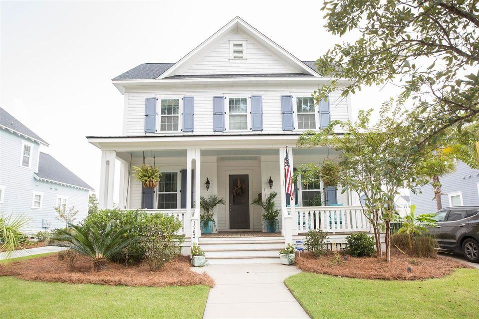 1502  Crane Creek Drive Mount Pleasant, SC 29466