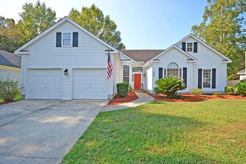 209  Indigo Lane Goose Creek, SC 29445