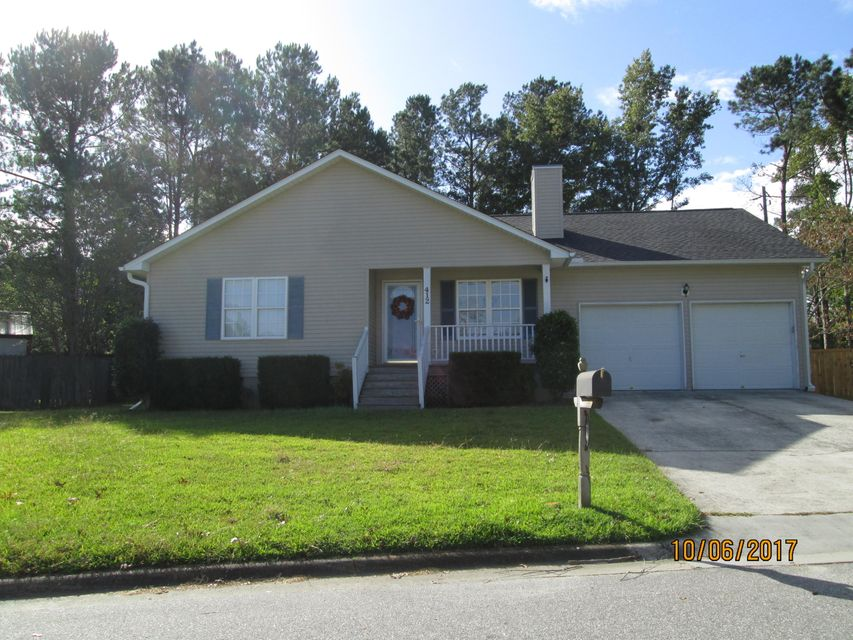 412 Amberjack Way Summerville, SC 29485