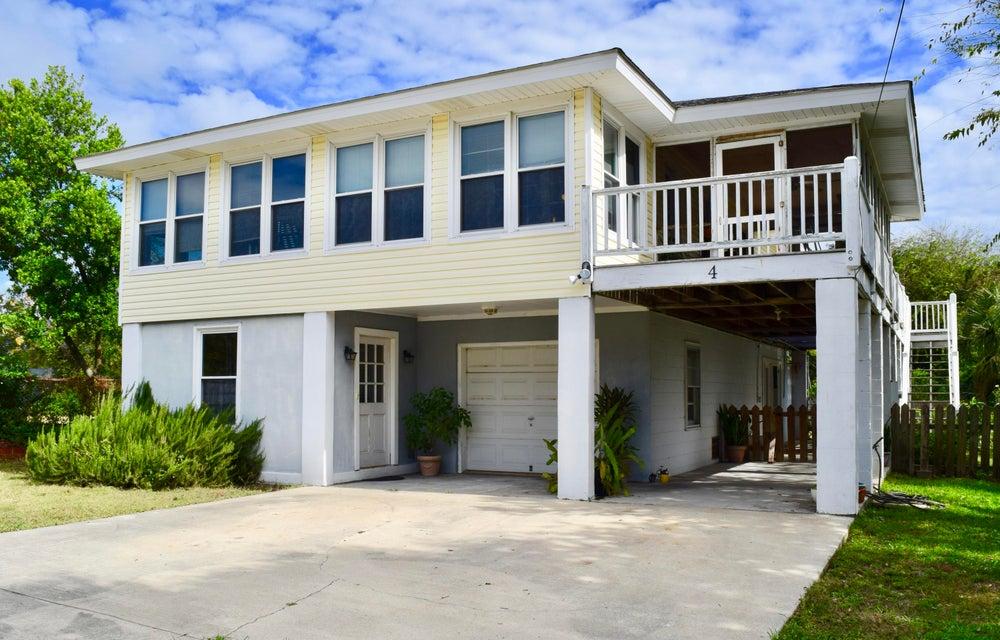 4  5TH Avenue Isle Of Palms, SC 29451