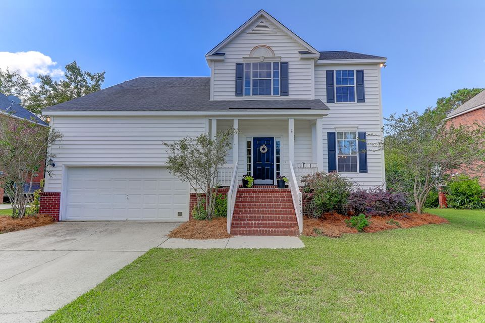2268  Salt Wind Way Mount Pleasant, SC 29466