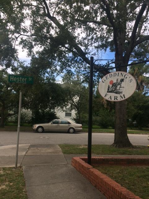 21  Hester Street Charleston, SC 29403