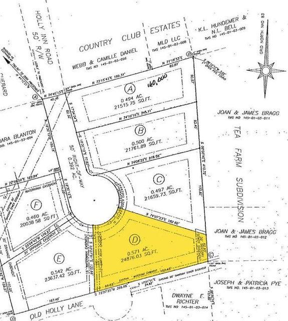 Holly Inn Road Summerville, SC 29483