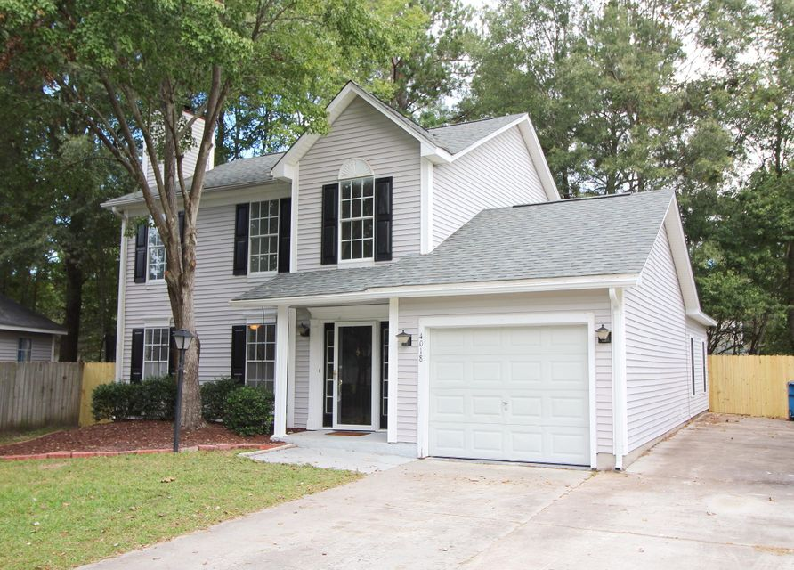 4018  Indigo Ridge Drive North Charleston, SC 29420