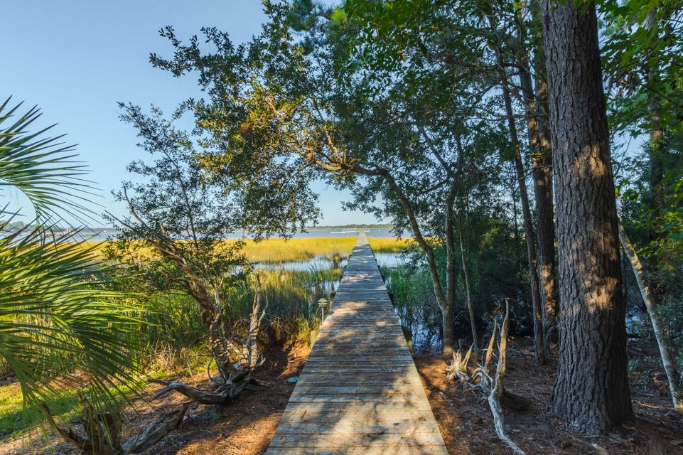 House For Sale Canal James Island Sc