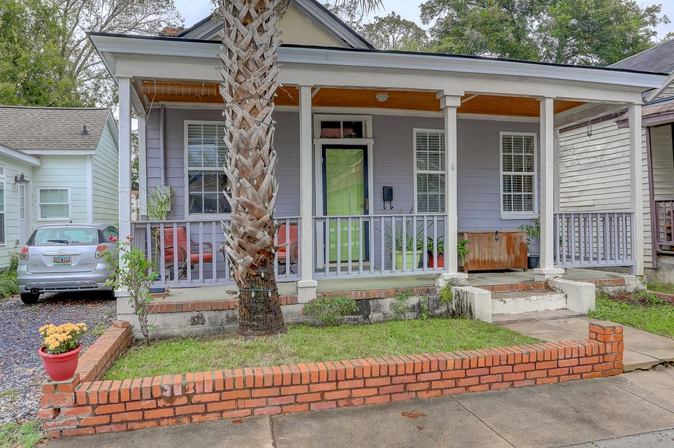 6  Dingle Street Charleston, SC 29403