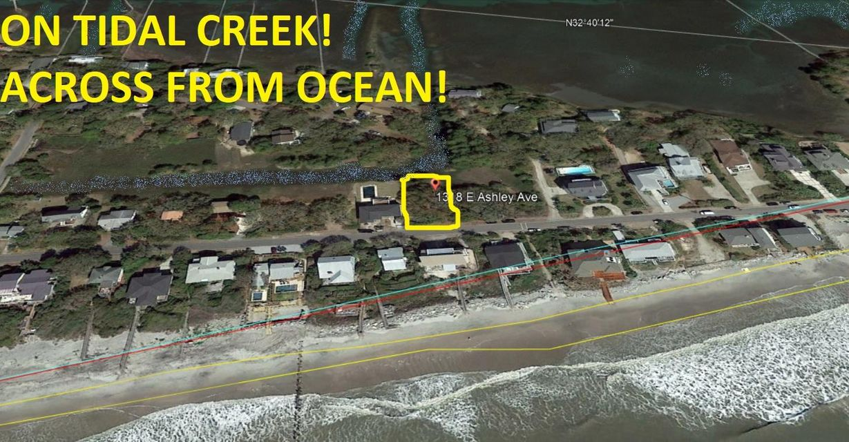 1318 E Ashley Avenue Folly Beach, SC 29439