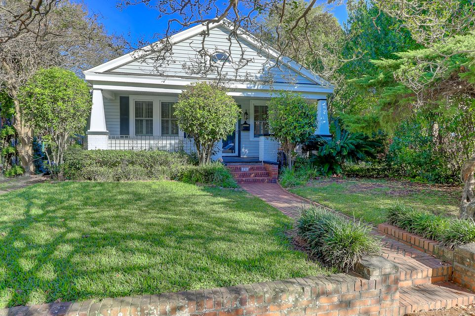 78  Saint Margaret Street Charleston, SC 29403