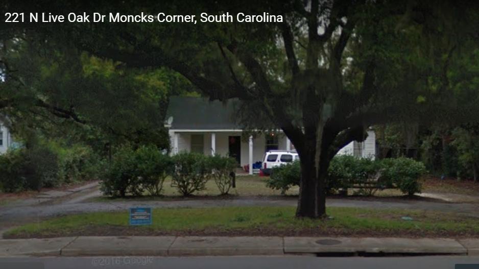 221 N Live Oak Drive Moncks Corner, SC 29461