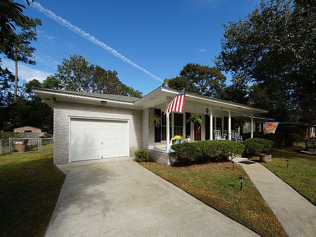 1820  Biltmore Drive Charleston, SC 29412