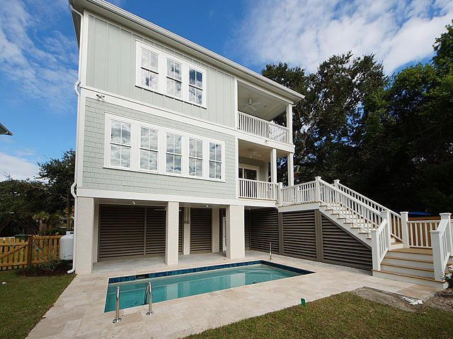 804  Palm Boulevard Isle Of Palms, SC 29451