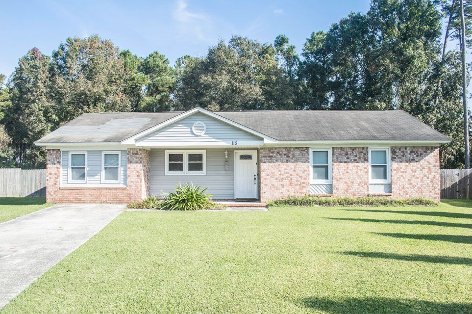 115  Aylesbury Road Goose Creek, SC 29445