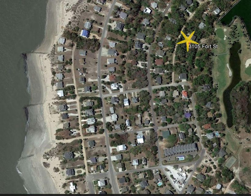 3105  Fort Street Edisto Island, SC 29438