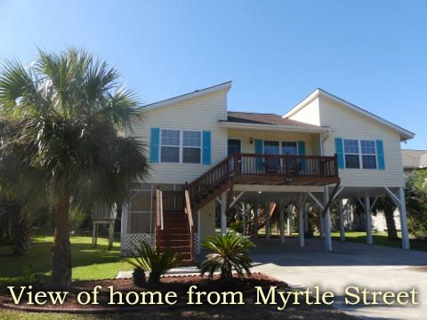 3514  Myrtle Street Edisto Island, SC 29438