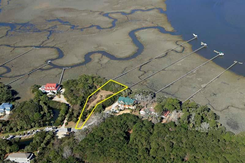 Lot 61  Jenkins Point Road Seabrook Island, SC 29455
