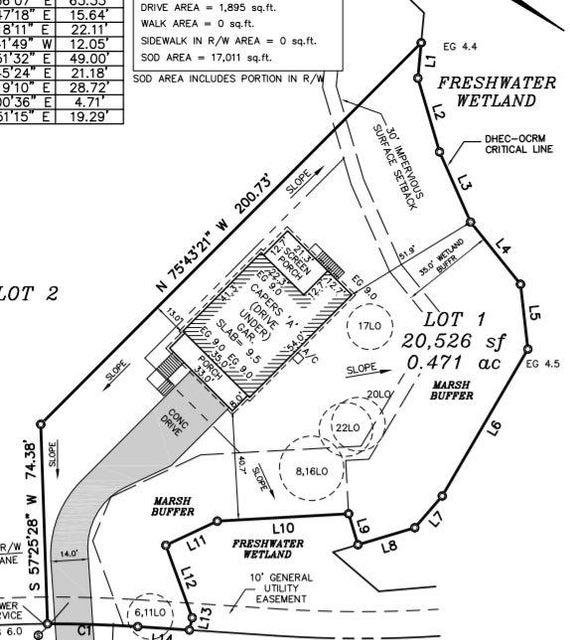 1400 Stratton Place Mount Pleasant, SC 29466