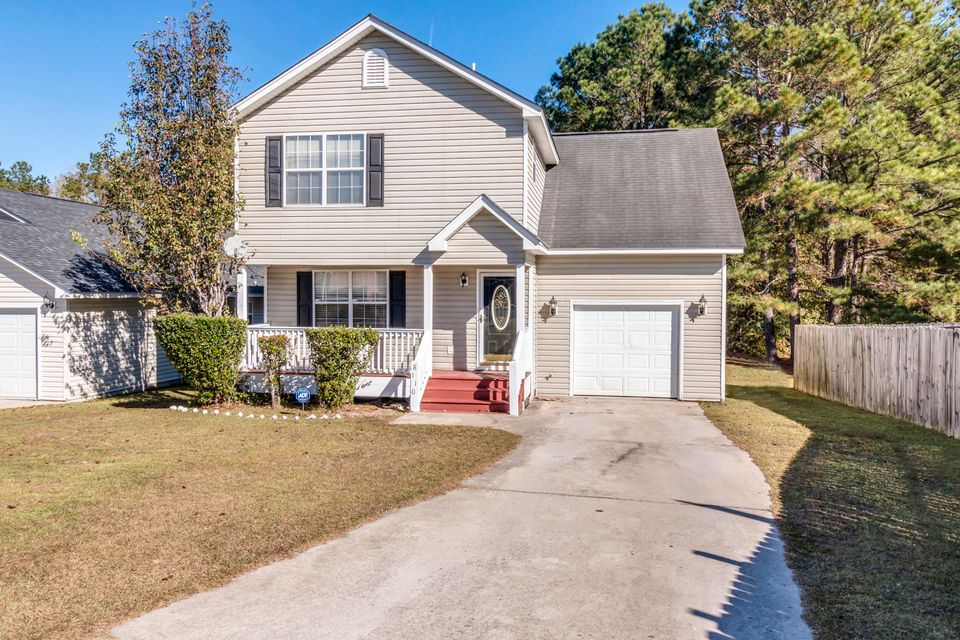 8110  Honeysuckle Lake Drive Charleston, SC 29420