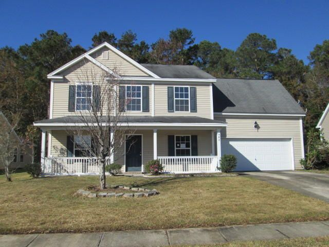 302  Eagle Ridge Road Summerville, SC 29485