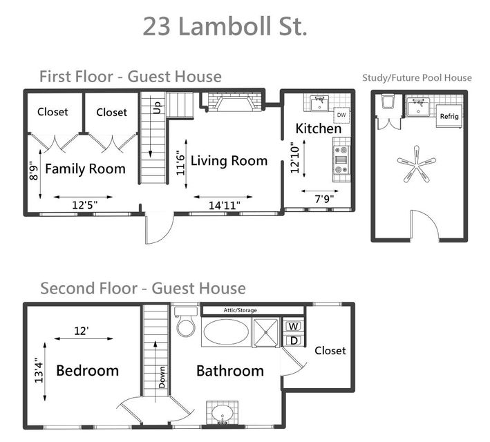 23&23 1/2 Lamboll Street Charleston, SC 29401