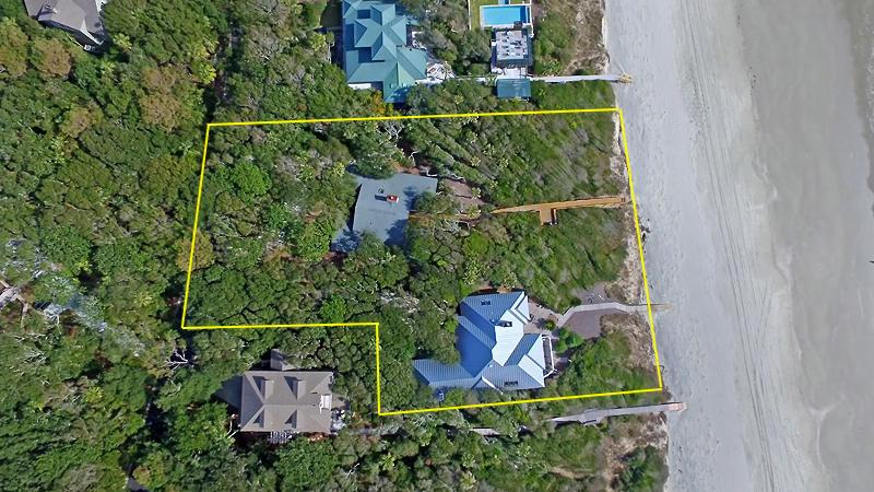 35 (& 33b)  Eugenia Avenue Kiawah Island, SC 29455