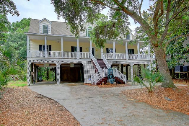 610 W Beach Court Folly Beach, SC 29439