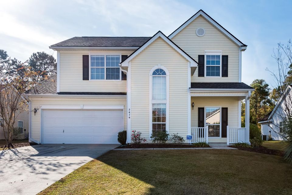 2676  Palmetto Hall Boulevard Mount Pleasant, SC 29466