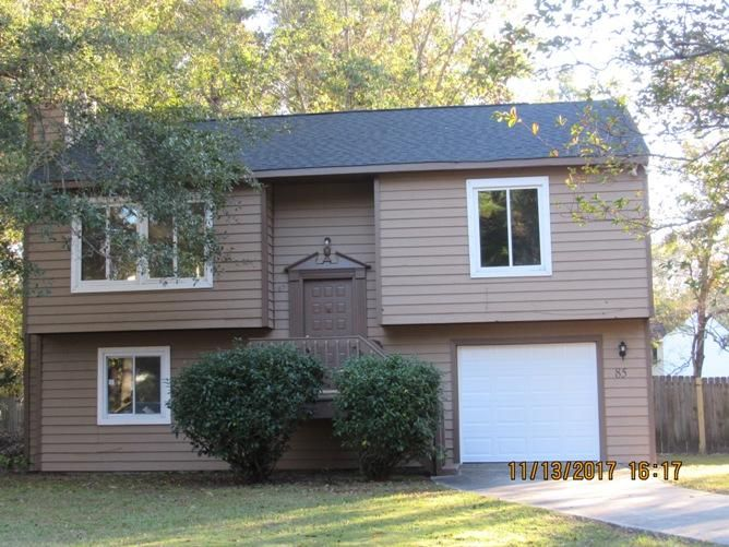 85  Peppertree Lane North Charleston, SC 29420
