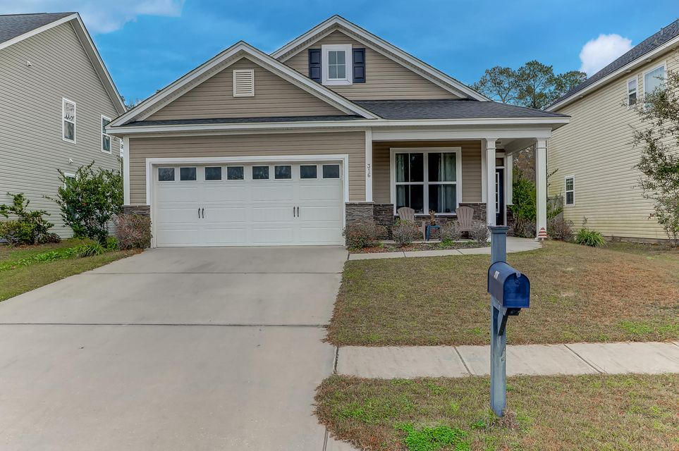 316  Foster Greens Court Goose Creek, SC 29445