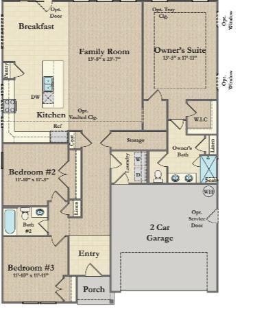 424  Stonefield Circle Moncks Corner, SC 29461