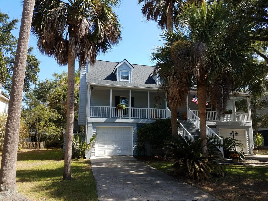 6 Driftwood Lane Isle Of Palms, SC 29451