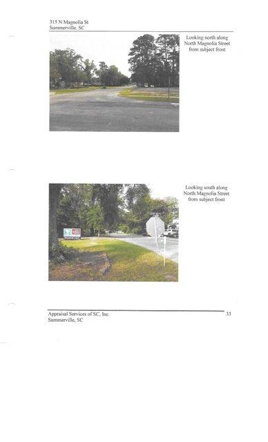 315 N Magnolia Street Summerville, SC 29483
