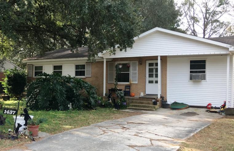 1437 Westway Drive Charleston, SC 29412