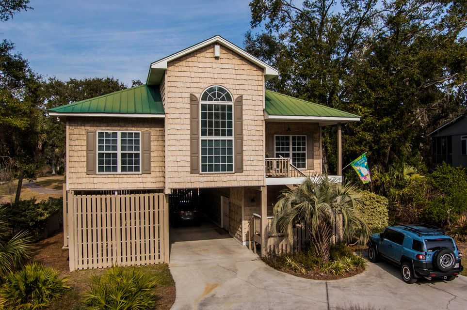 740  Fairway Drive Edisto Beach, SC 29438